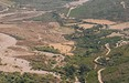 Aerial view of the Fango basin_N.ROBERT (PNR Corse)